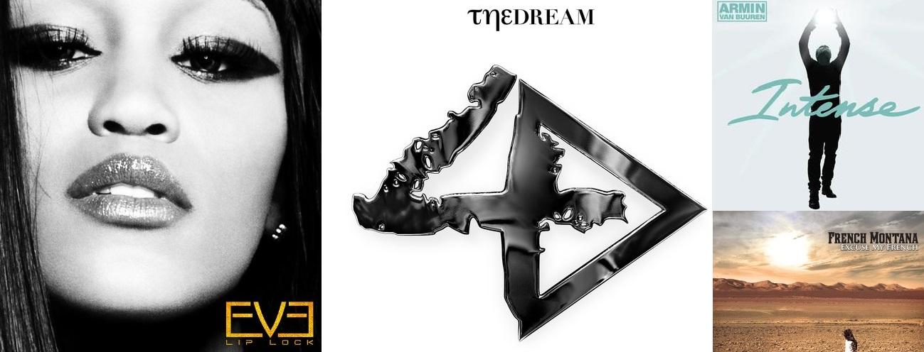 Δισκοκριτικές Ματιές: Armin Van Buuren, French Montana, The Great Gatsby, The-Dream, Eve