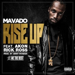 Mavado Ft Akon & Rick Ross – Rise Up - beattown