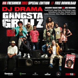 Mixtape-DJ Drama Presents 2013 XXL Freshmen-beattown