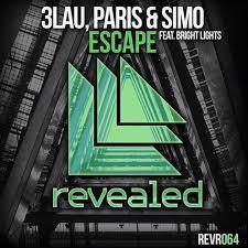 3LAU, Paris & Simo feat. Bright Lights - Escape  - beattown