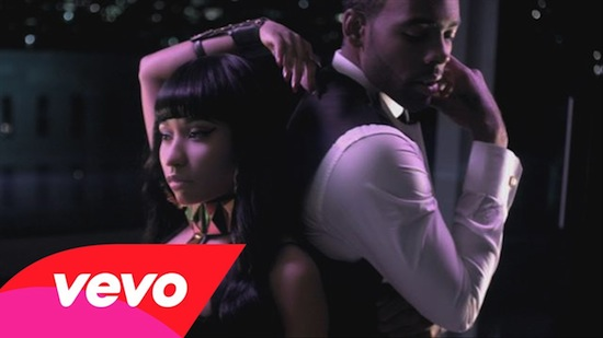 Video: Mario Ft Nicki Minaj – Somebody Else