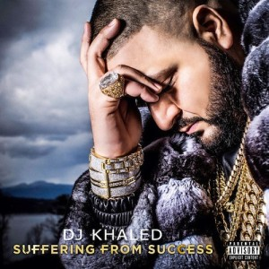DJ Khaled – Suffering From Success (Album Cover) - beattown