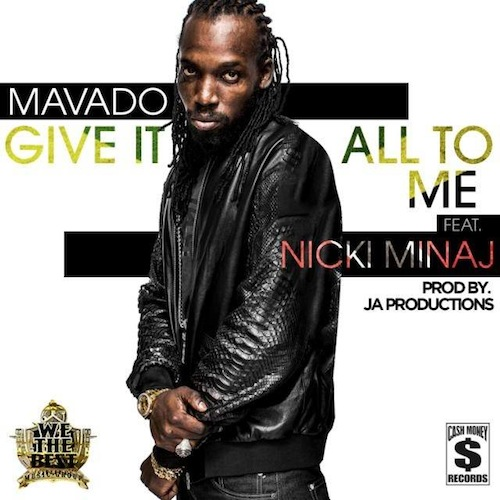 Video: Mavado Ft Nicki Minaj – Give It All To Me