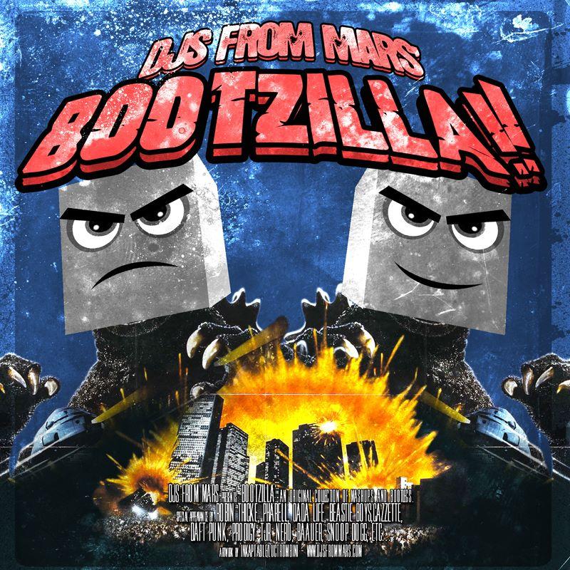FreeAlbum: Djs From Mars – Bootzilla