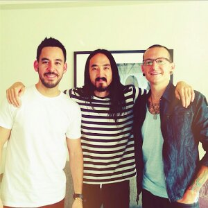 Steve Aoki feat. Linkin Park – Darker Than Blood