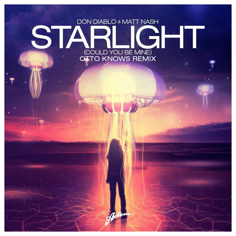 Don Diablo & Matt Nash – Starlight (Could You Be Mine) (Otto Knows Remix)