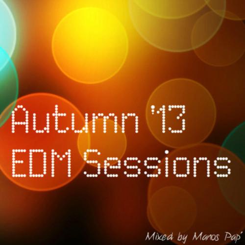 Mixtape: Manos Pap – Autumn '13 EDM Session
