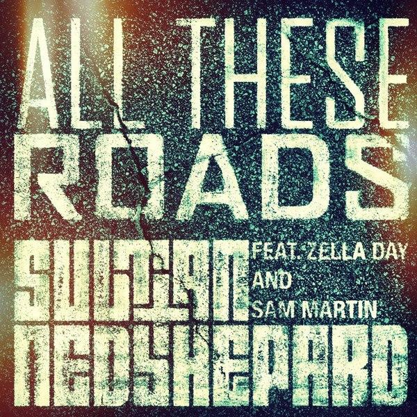 Sultan & Ned Shepard feat. Zella Day & Sam Martin – All These Roads (Radio Edit)
