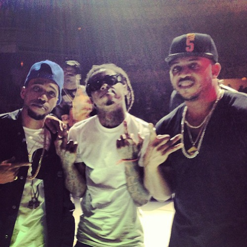 Curren$y Ft Lil Wayne & Birdman – 442 - beattown