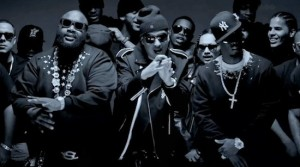 French Montana Ft Diddy, Rick Ross & Snoop Dogg – Aint Worried About Nothin (Remix) - beattown