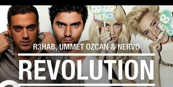 R3hab & NERVO & Ummet Ozcan – Revolution (Teaser)