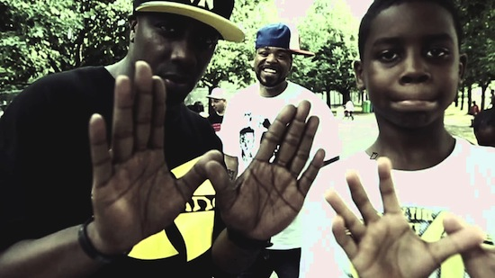Video: Mathematics Ft Cappadonna, Masta Killa, Inspectah Deck & Method Man – Shorty / Four Horsemen