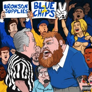 Mixtape-Action Bronson & Party Supplies – Blue Chips 2 - beattown