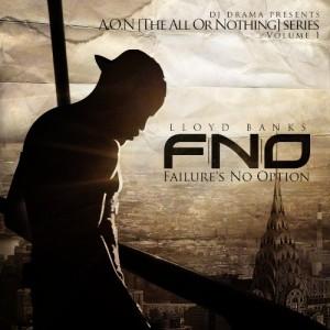 Mixtape-Lloyd Banks – F.N.O. (Failures No Option) - beattown