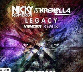 Nicky Romero & Krewella – Legacy (Kryder Remix) (Preview)