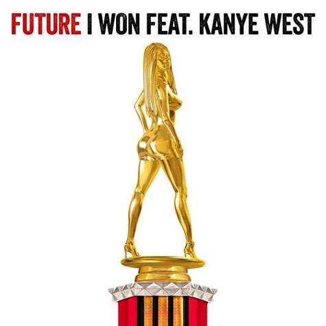 Future feat. Kanye West – I Won