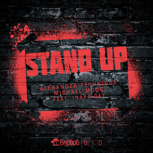 Alexander Technique & Michael Moog ft. Inaya Day - Stand Up (PREVIEW)