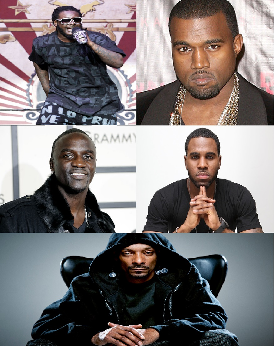 Throwback Sundays Vol.13: Snoop Dogg, T-Pain, Akon, Kanye West, Jason Derulo