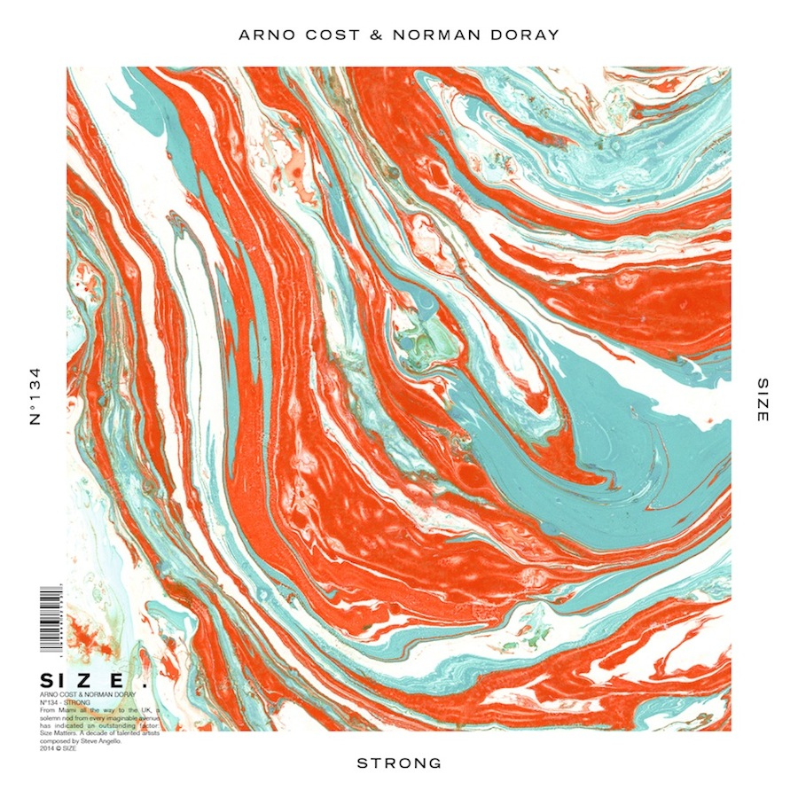 Arno Cost & Norman Doray – Strong (Preview)