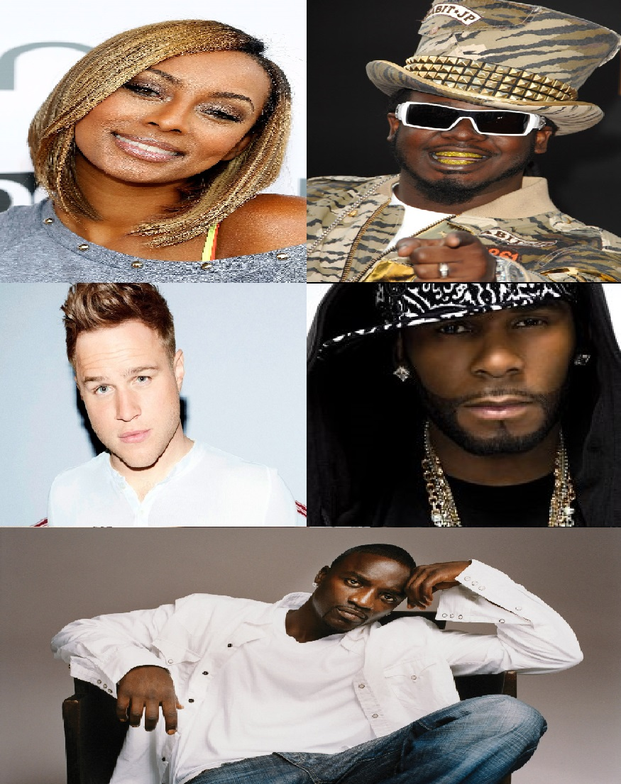 Throwback Sundays Vol.15: R.Kelly, T-Pain, Keri Hilson, Akon, Olly Murs