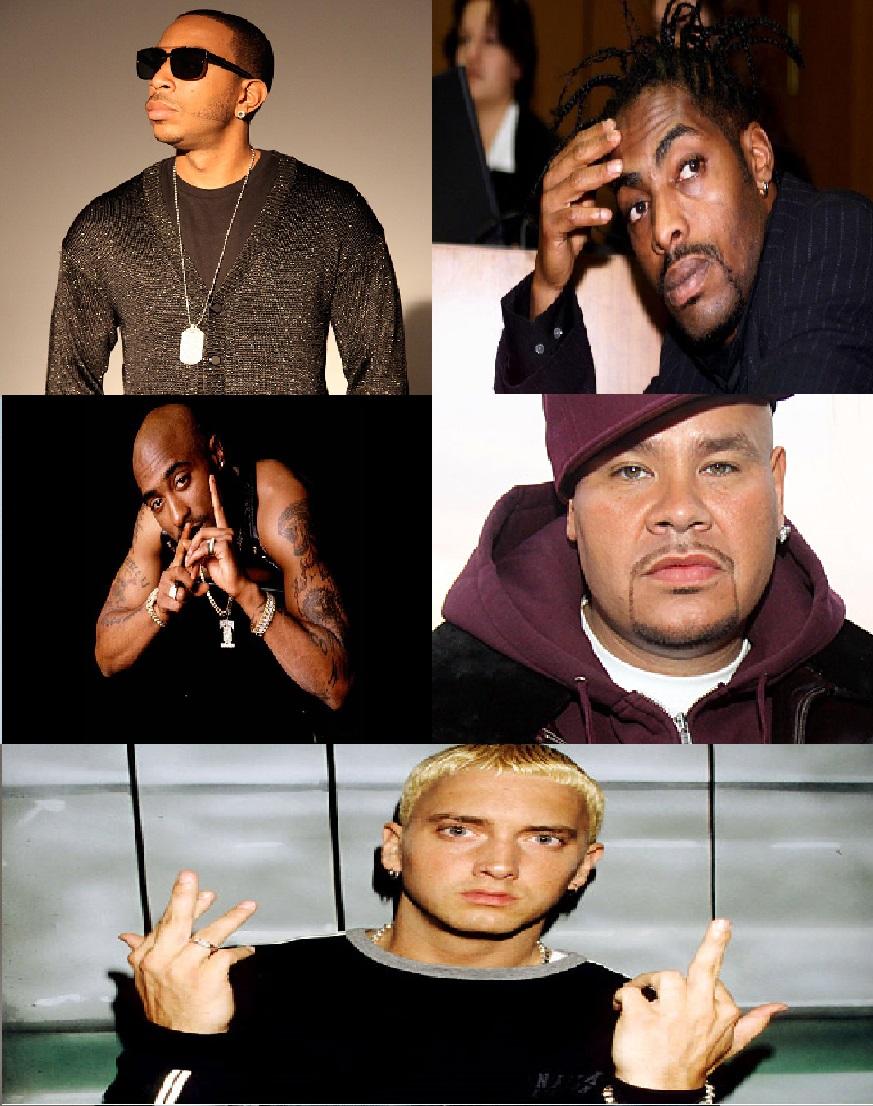 Throwback Sundays Vol.16: Fat Joe, 2Pac, Eminem, Ludacris, Coolio