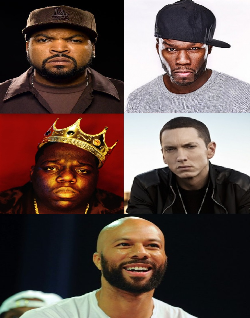 Throwback Sundays Vol.18: Ice Cube, Common, Eminem, 50 Cent, Notorious B.I.G.