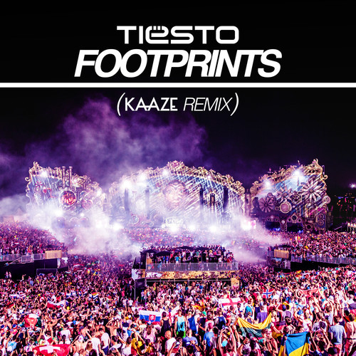 tiesto footprints kaaze