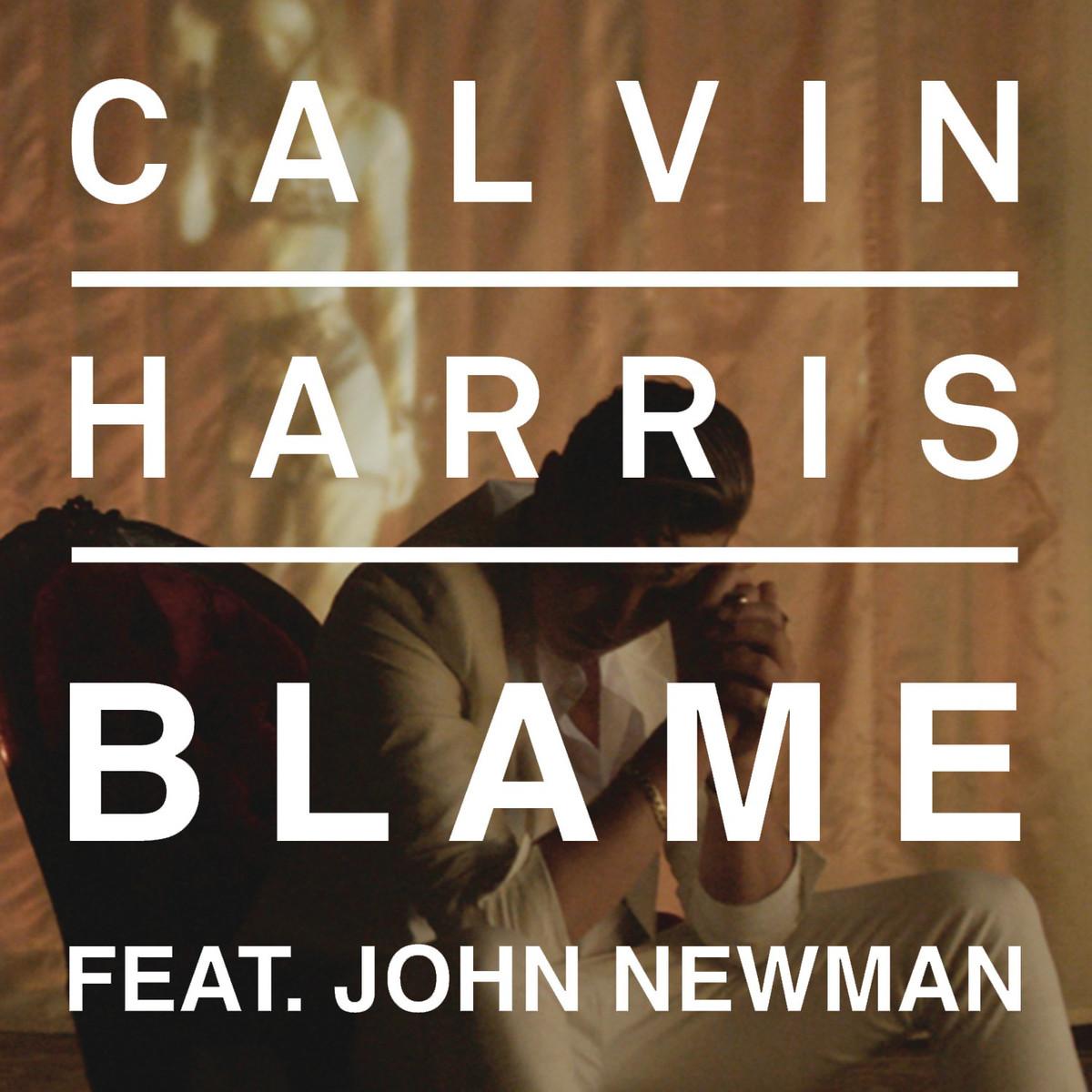 Calvin Harris – Blame ft. John Newman (Video)