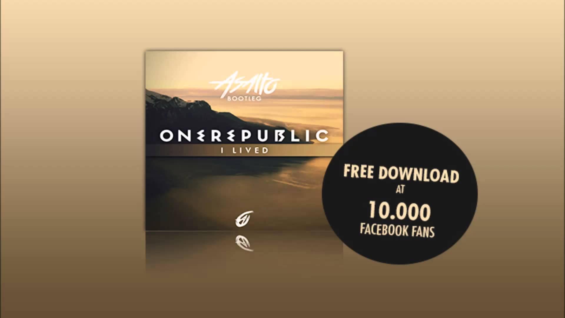 OneRepublic – I Lived (Asalto Bootleg)