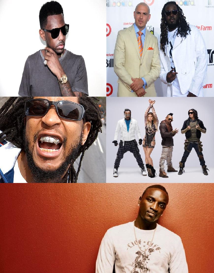 Throwback Sundays Vol.19: Fabolous, Lil Jon, Akon, Black Eyed Peas, Pitbull