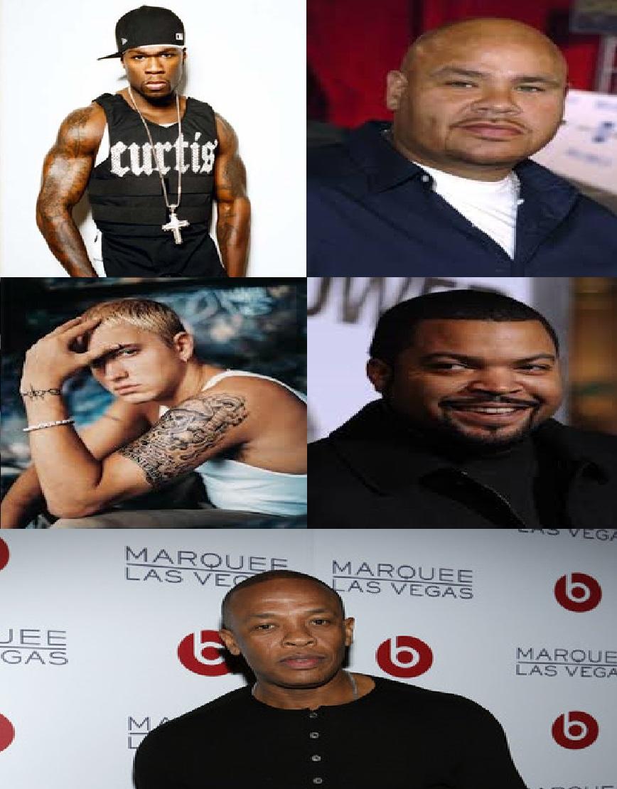 Throwback Sundays Vol.22: Dr.Dre, Fat Joe, Eminem, 50 Cent & Ice Cube