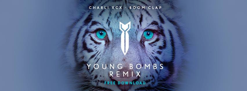 Charli XCX – Boom Clap (Young Bombs Remix)