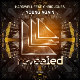 Hardwell feat. Chris Jones – Young Again (VIDEO)