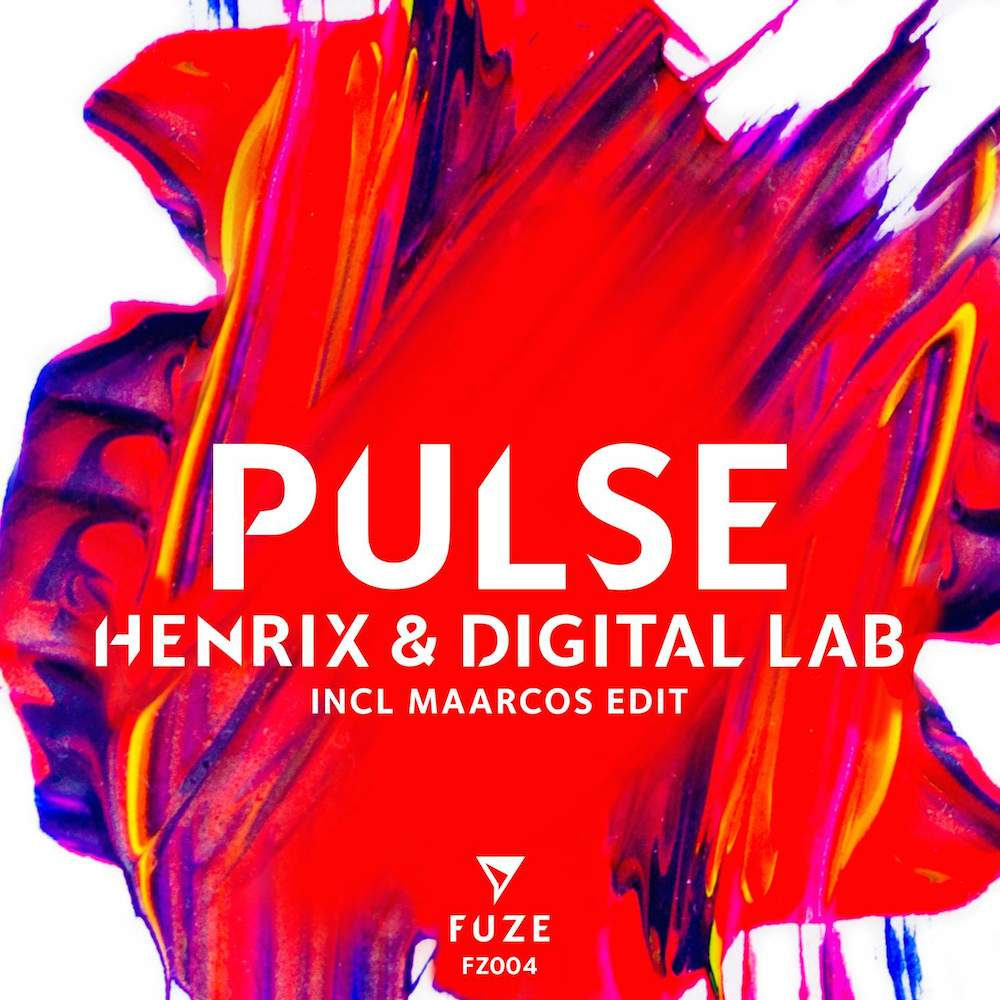 Henrix & Digital LAB - Pulse (Original & Maarcos Edit)