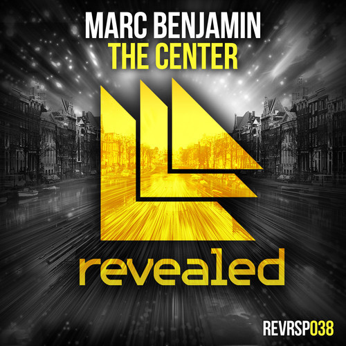 Marc Benjamin - The Cente