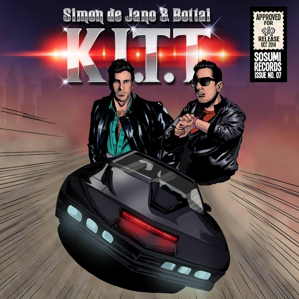 Simon De Jano & Bottai - K.I.T.T