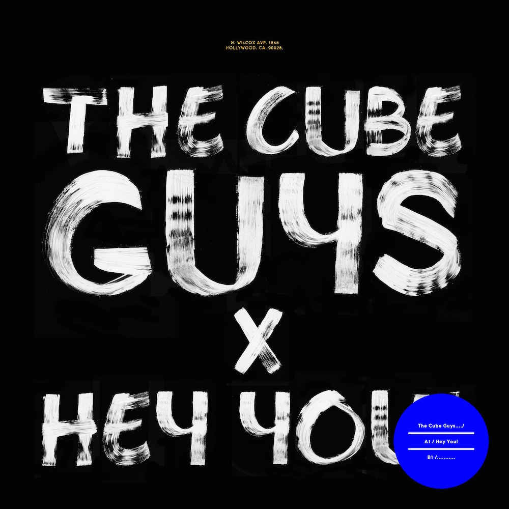The Cube Guys - Hey You!