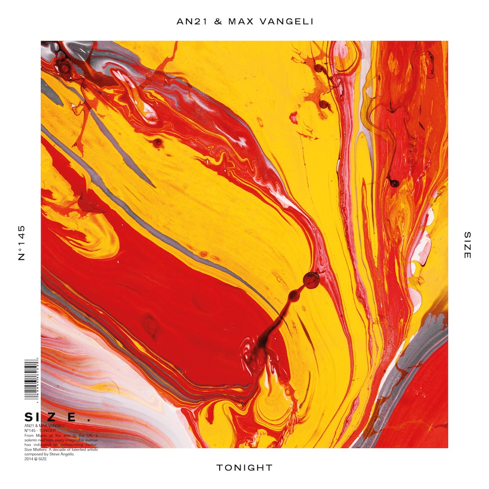 AN21 & Max Vangeli - Tonight