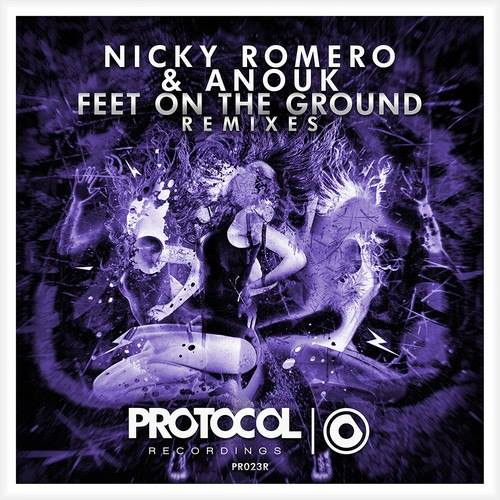 Nicky Romero & Anouk – Feet On The Ground (The Remixes)