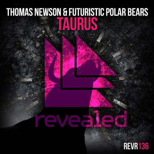 Thomas Newson & Futuristic Polar Bears – Taurus