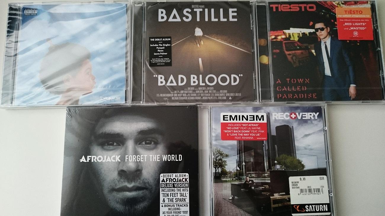 Διαγωνισμός Beat-Town 2014: Κερδίστε 5 αυθεντικά CD!