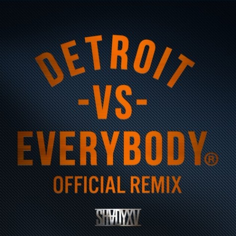 Trick Trick feat. Dej Loaf, Guilty Simpson, Black Milk, Sino, Marv Won, Payroll, Hydro, Big Gov, Boldy James, Kid Vishis, Big Herk, Icewear Vezzo, Detroit Che, Calicoe, & Diezel – Detroit Vs. Everybody (Remix)