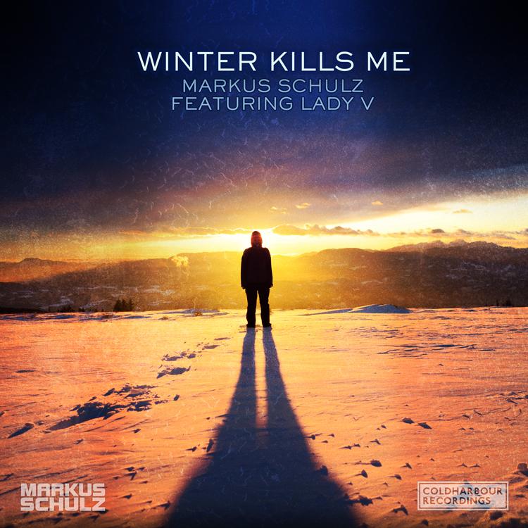 markus schulz lady v - winter kills me