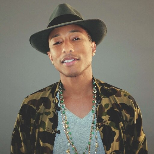 Pharrell Williams feat. Chad Hugo & Shae Harley – Locked Away