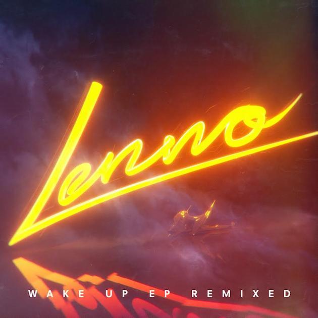 Lenno - Wake Up EP (Maor Levi & Les Loups Remix)