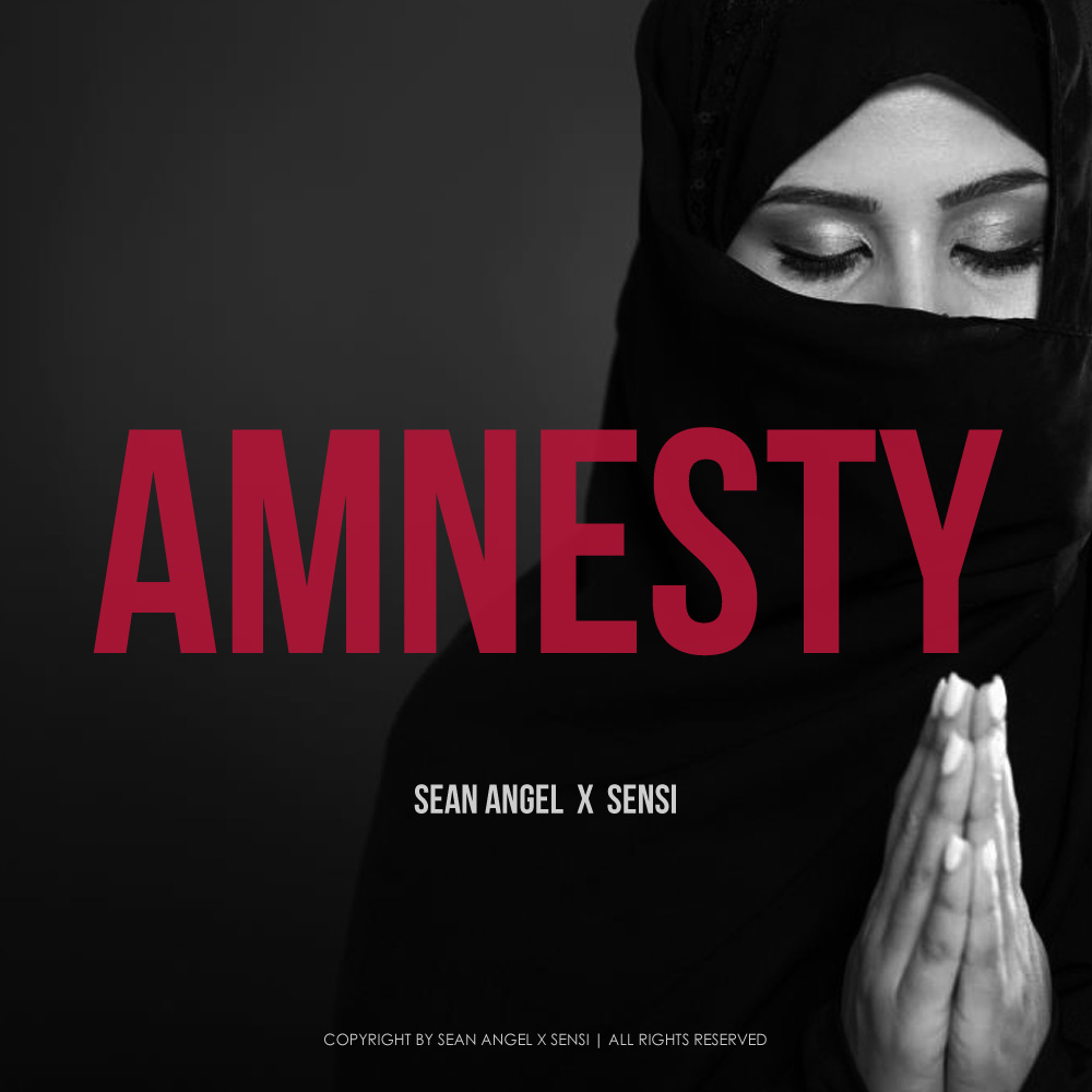 Sean Angel X Sensi - Amnesty (cover art)