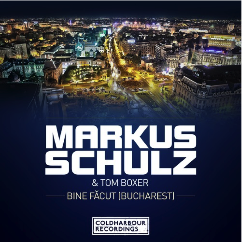 Markus Schulz with Tom Boxer - Bine Facut (Bucharest)