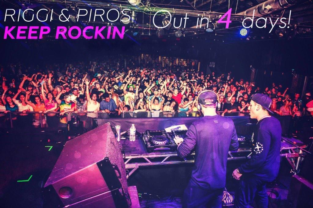 Riggi & Piros - Keep Rockin