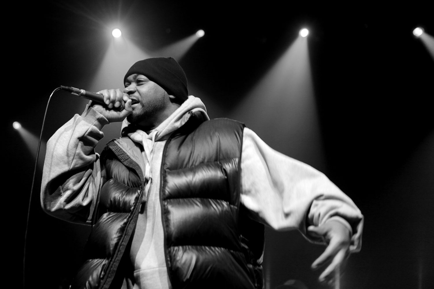 Ghostface Killah feat. Killah Priest – Disco Airlines