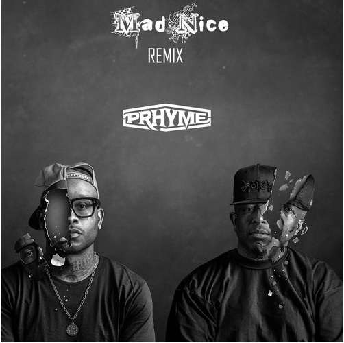 Phryme (Remix Prod By Mad Nice)